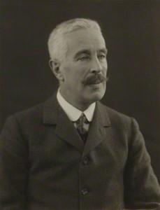 NPG x83787; Sir Frederick William Moore by Bassano